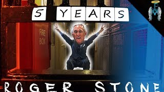 Roger Stone Could Face 5 Years
