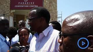 CJ Maraga speaks on Raila's oath plan - VIDEO