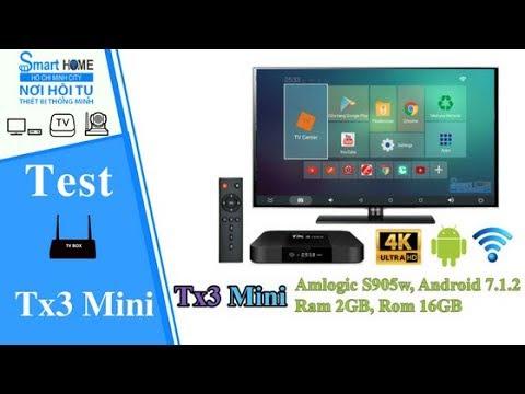 Dùng thử rom atv cho tx3 mini - смотреть онлайн на Hah Life