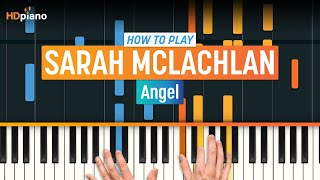 """Angel"" by Sarah Mclachlan 
