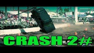 CRASH автомобилей #2