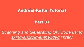 Descargar MP3 de Using Zxing Library gratis  BuenTema Org