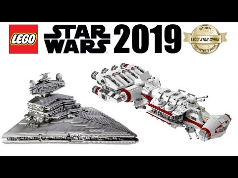 Video Lego Star Wars 2019 Ucs Sets 75244 Tantive Iv 75252