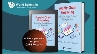 Supply Chain Financing: Funding the Supply Chain and the Organization book preview