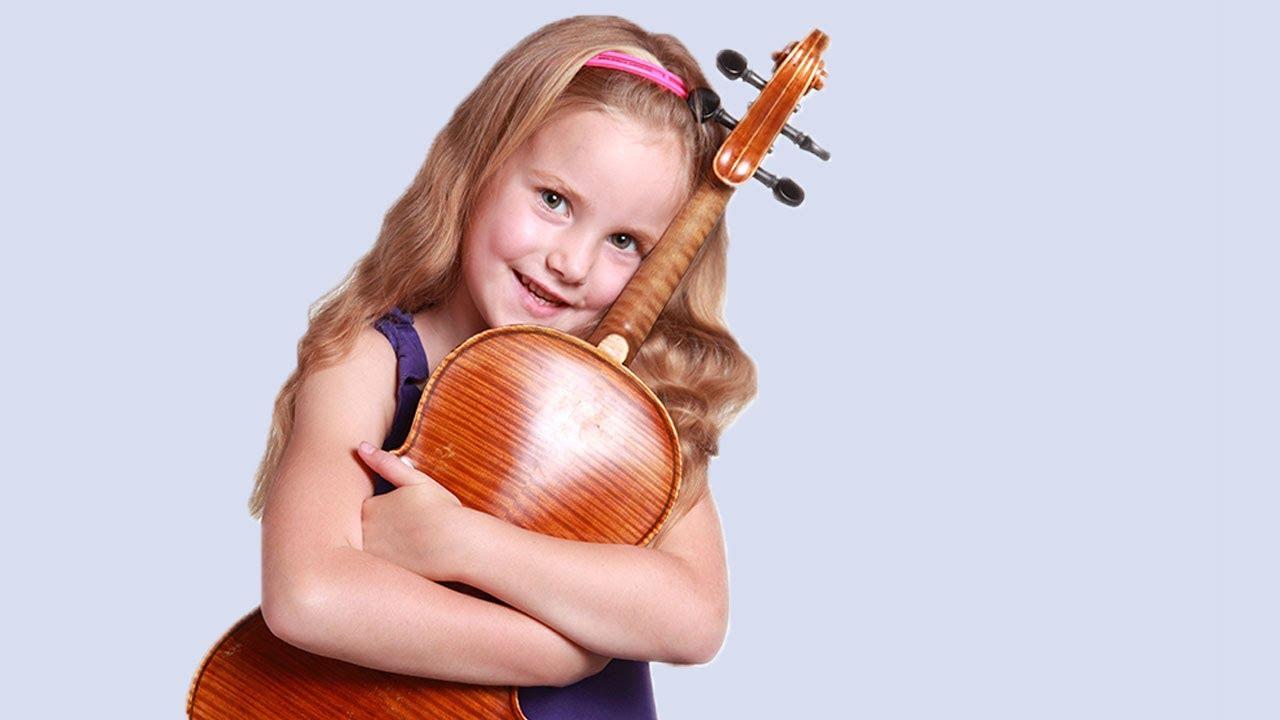 Cuándo pueden comenzar los niños a tocar un instrumento musical