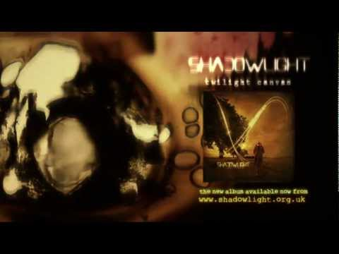 SHADOWLIGHT   the new album Twilight Canvas promo montage 2012 HD
