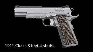 Real life Gunshot Sound Effects. Gunshot Sound Effect. ASMR.