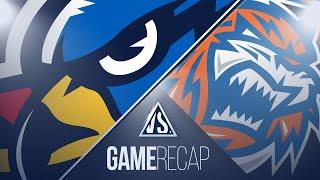 Sound Tigers vs. Thunderbirds   Jan. 10, 2020