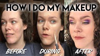 MY MAKE UP TUTORIAL FOR BEGINNERS