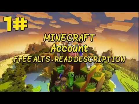 Free Minecraft Alts /FitzPatrick - игровое видео смотреть онлайн на