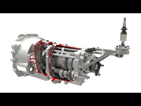 Getrag V160 - Ein Meisterwerk der Ingenieurskunst
