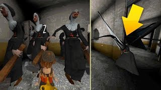 ВЗОРВАЛ АРМИЮ КЛОНОВ МОНАХИНИ И СЛОМАЛ ИГРУ! - The Nun   Монахиня   Evil Nun