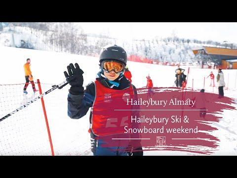 Haileybury Ski & Snowboard weekend 2020