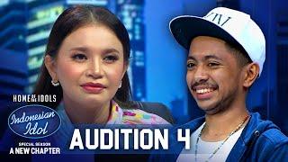 Menurut Para Juri, Aura Joy Berbeda Ketika Bernyanyi - Indonesian Idol 2021
