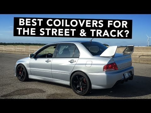 Speed Academy – Street Friendly Coilovers