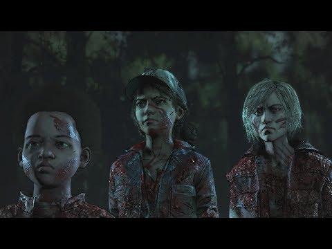 ZÁCHRANÁ MISE - The Walking Dead: Final Season | #17