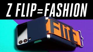 Samsung Galaxy Z Flip3 5G: actually it's fashion