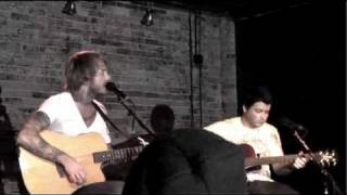 "Cinematic Sunrise Live - ""Umbrellas And Elephants"" Acoustic"