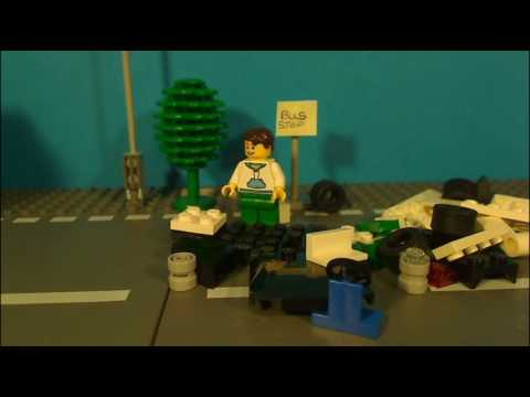 Vidéo LEGO City 3177 : La petite voiture