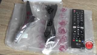 Телевизор LG 32LJ610V Full HD 1920*1080,  IPS Direct, SmartTV WebOS 3.5, DVB-T2/C/S2 от компании Telemaniya - видео