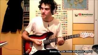 [Cover] Bowling for Soup - Friends Chicks Guitars + TRADUZIONE