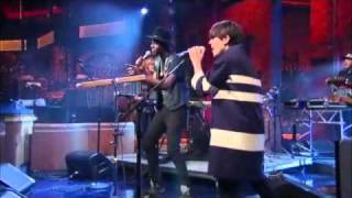 Letterman - Theophilus London (feat. Sara Quin) -  Why Even Try