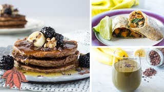 Gluten Free Vegan Breakfast Recipes