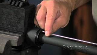 Brownells - Changing An AR-15 Barrel
