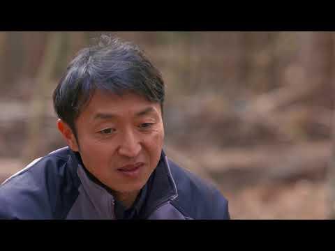 緑の雇用SPECIAL MOVIE「フォレストマネージャー/星野智哉」篇