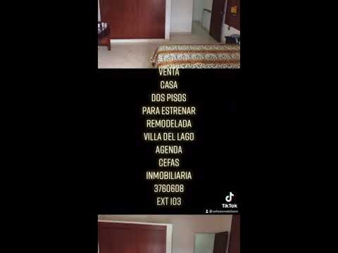 Casas, Venta, Villa del Lago - $140.000.000