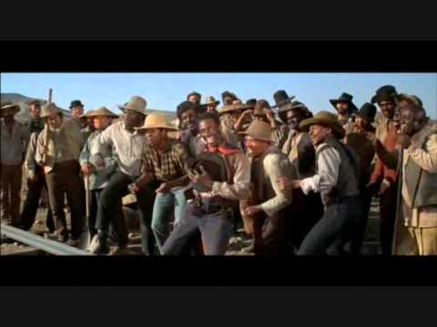 Blazing Saddles - The Sing Off