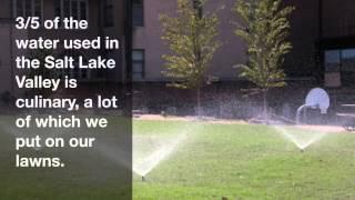 Watering Utah