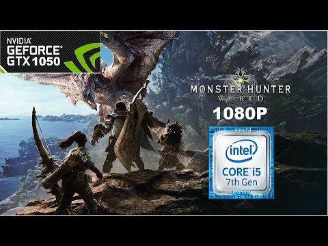 Can i run it? GT 1030 i5-4460 ram 8gb :: MONSTER HUNTER