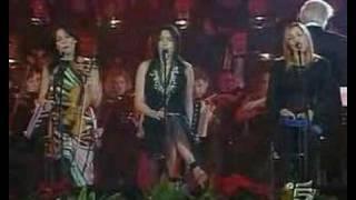 The Corrs - When the Stars Go blue ( vatican )
