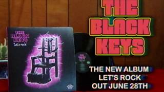 "The Black Keys   ""Let's Rock"" [Promo #2]"