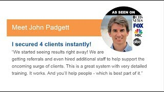 How John secured 4 clients instantly! | Mojo Global Reviews
