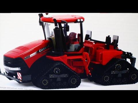 Traktor Case IH 600 4WD - Steiger Quadtrac - Britains - Tomy - MegaDyskont.pl