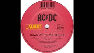 AC/DC - Down On The Borderline (1988)