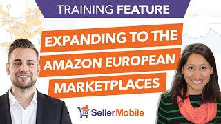 Expanding to the Amazon European Marketplace