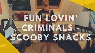 Fun Lovin Criminals - Scooby Snacks - Guitar Cover