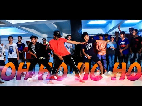 Download Oh Ho Ho Ho Remix Song Dance Choreography Ajeesh