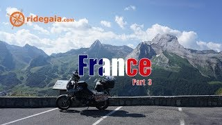 Ep 82 - France (part 3) - Motorcycle Trip Around Europe