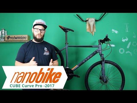 Cube Curve Pro 2017 Cross Bike