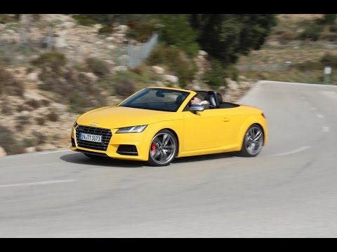 Voice over Cars Car Review: 2015 Audi TT Roadster