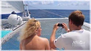 Isla Mujeres Tour en Catamaran Cancun