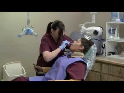 Learning to take Dental X-rays