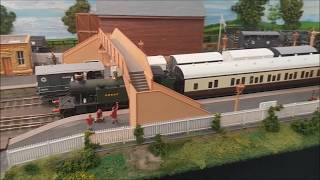 Wigan Model Railway Exhibition 2018 Part 3