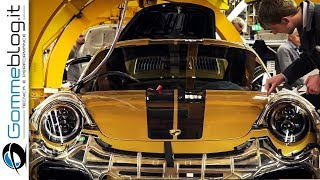 PORSCHE 911 TURBO S Car Factory HOW IT'S MADE Manufacturing [FULL VIDEO Production]
