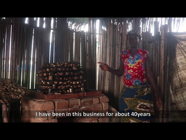 The Chorkor Oven; Changing the lives of fish smoking women in the Niger Delta riverine communities