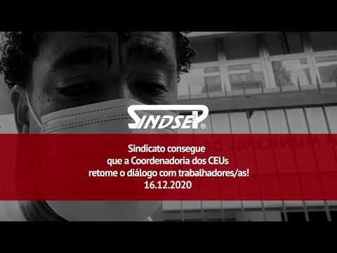 Sindsep consegue que Coordenadoria dos CEUs retome o diálogo com os trabalhadores(as)